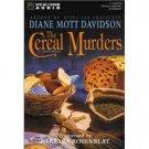 Diane Mott Davidson The Cereal Murders Audiobook Cassette