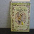 Frances Hodgson Burnett The Secret Garden Audiobook Cassette