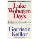 Garrison Keillor Lake Wobegon Days Audiobook Cassette