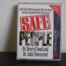Dr. Henry Cloud and Dr. John Townsend Safe People Audiobook Cassette