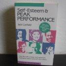 Jack Canfield Self Esteem & Peak Performance Audiobook Cassette