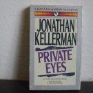 Jonathan Kellerman Private Eyes Audiobook Cassette