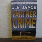 .A. Jance Partner in Crime Audiobook Cassette