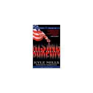 Kyle Mills Rising Phoenix Audiobook Cassette
