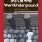 Lilian Jackson Braun The Cat Who Went Underground Audiobook Cassette