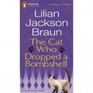 Lilian Jackson Braun The Cat Who Dropped A Bombshell Audiobook Cassette