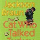Lilian Jackson Braun The Cat Who Talked Turkey Audiobook