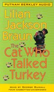 Lilian Jackson Braun The Cat Who Talked Turkey Audiobook