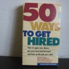 Max Messmer 50 Ways To Get Hired Audiobook Cassette
