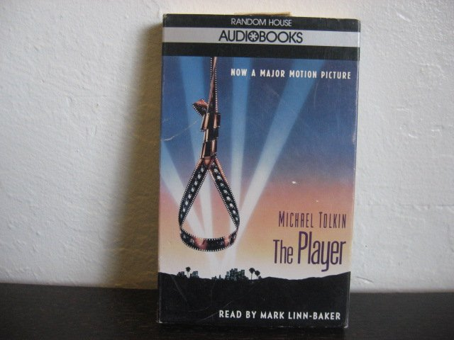 Michael Tolkin The Player Audiobook Cassette
