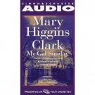 Mary Higgins Clark My Gal Sunday Audiobook Cassette