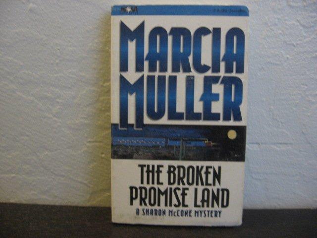 Marcia Muller The Broken Promise Land Audiobook Cassette