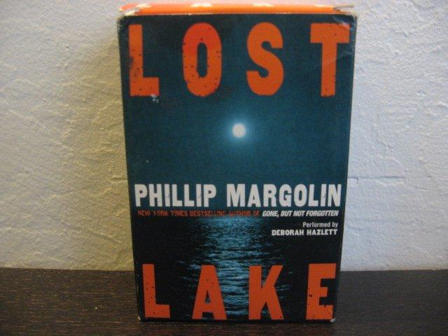 Phillip Margolin Lost Lake Audiobook Cassette
