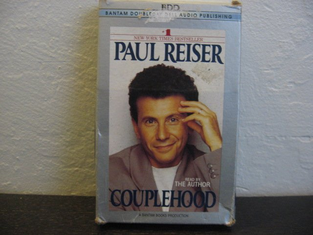 Paul Reiser Couplehood Audiobook Cassette