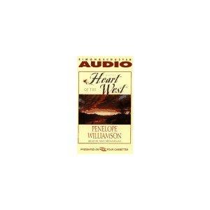 Penelope Williamson Heart Of The West  Audiobook Cassette