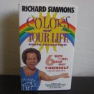 Richard Simmons Colors of Your Life Audio Collection Audiobook Cassette