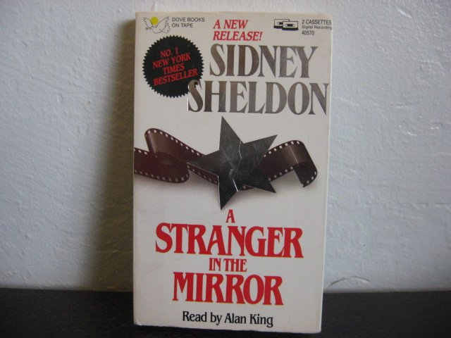 Sidney Sheldon A Stranger In The Mirror Audiobook Cassette