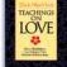 Thich Nhat Hanh Teachings On Love Audiobook Cassette