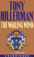 Tony Hillerman The Wailing Wind Audiobook Cassette