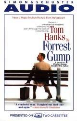 Winston Groom Forrest Gump - Audiobook Cassette