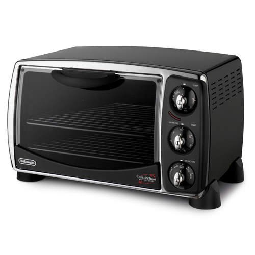 DeLonghi Convection Toaster Oven w/ Rotisserie (0.8 cu. ft.)