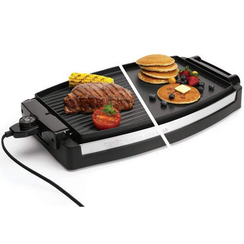 Wolfgang Puck Reversible Electric Grill / Griddle