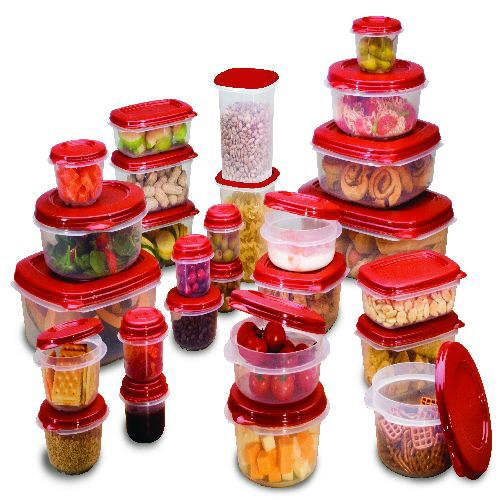 Rubbermaid Servin' Saver Plus Food Storage (60 pc.)