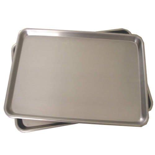 Aluminum Half Size Sheet Pans (2 pack)