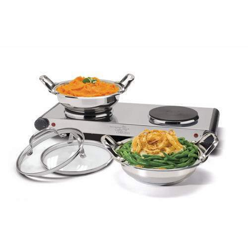 Wolfgang Puck Double Burner Set  (5 pc.)