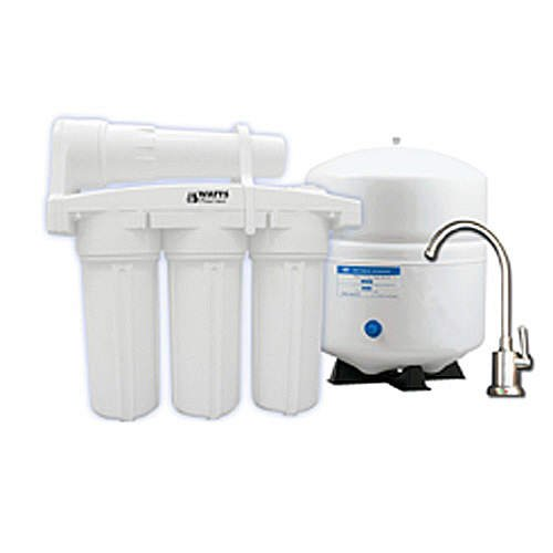 Watts Premier 4 Stage Reverse Osmosis Water Purifier
