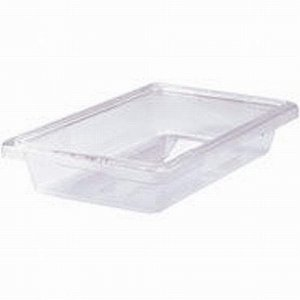 "Rubbermaid Food Box (18 x 12 x 6"") with Lid"