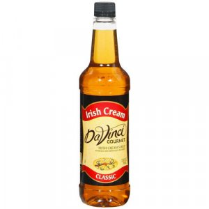 DaVinci Gourmet Irish Cream Syrup (25.4oz bottle)