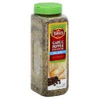 Tone's Seasonings: Garlic Pepper Blend (22oz)