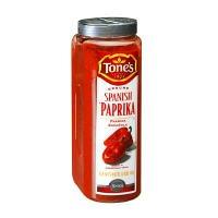 Tone's Seasonings: Ground Spanish Paprika (18oz)