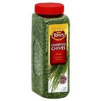 Tone's Seasonings: Chopped Chives (1.12oz)