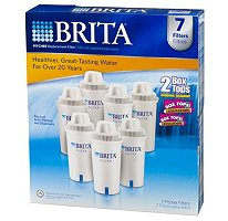 Brita Pitcher Replacement Filters (7 pk.)