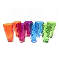 8 pc. Tumbler / Cup Set  ( 24 oz. )