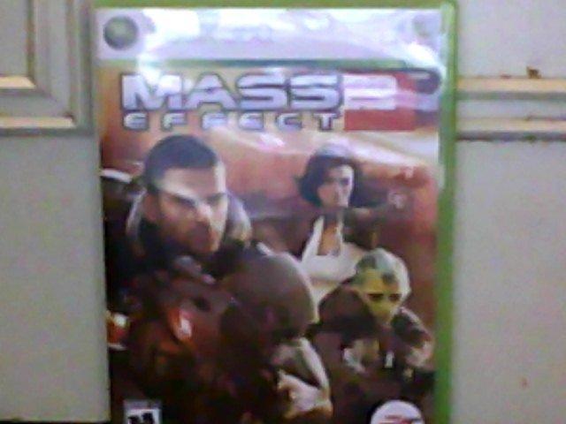Mass Effect 2- XBOX 360