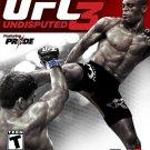 UFC Undisputed 3- XBOX 360