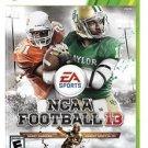 NCAA Football 13- XBOX 360