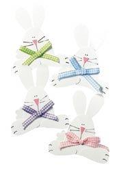 Easter Bunny 3-d Sticker Scrapbook Embellishment