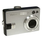 Vivitar VIVICAM-6300 6.0 MegaPixel Camera with 3x Optical Zoom and 1.75 TFT Color LCD""