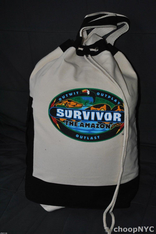 Survivor The Amazon Tough Rucksack