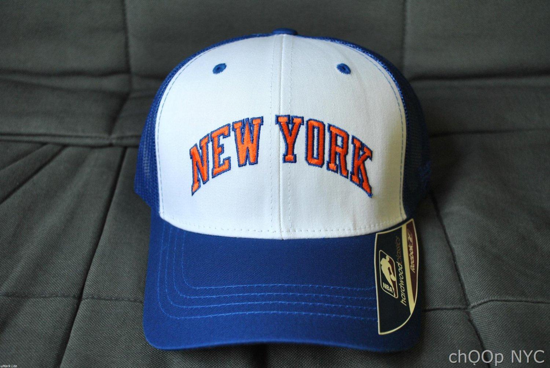 NBA New York Knicks Adjustable Caps * Reebok