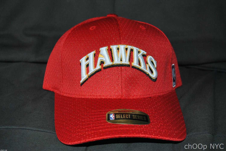 NBA Atlanta Hawks Caps by Reebok