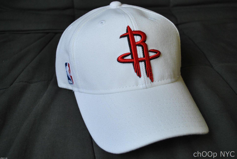 NBA Houston Rockets Adjustable Caps by Reebok