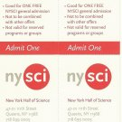 New York Hall of Science > 4 Adults Admission Tickets * No Expiration
