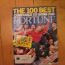 Fortune January 22 2007 100 Best Companies issue