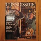 Connoisseur Magazine April 1989 Peter Ustinov Top Wine