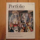 Portfolio Magazine of visual arts May 1980 Picasso